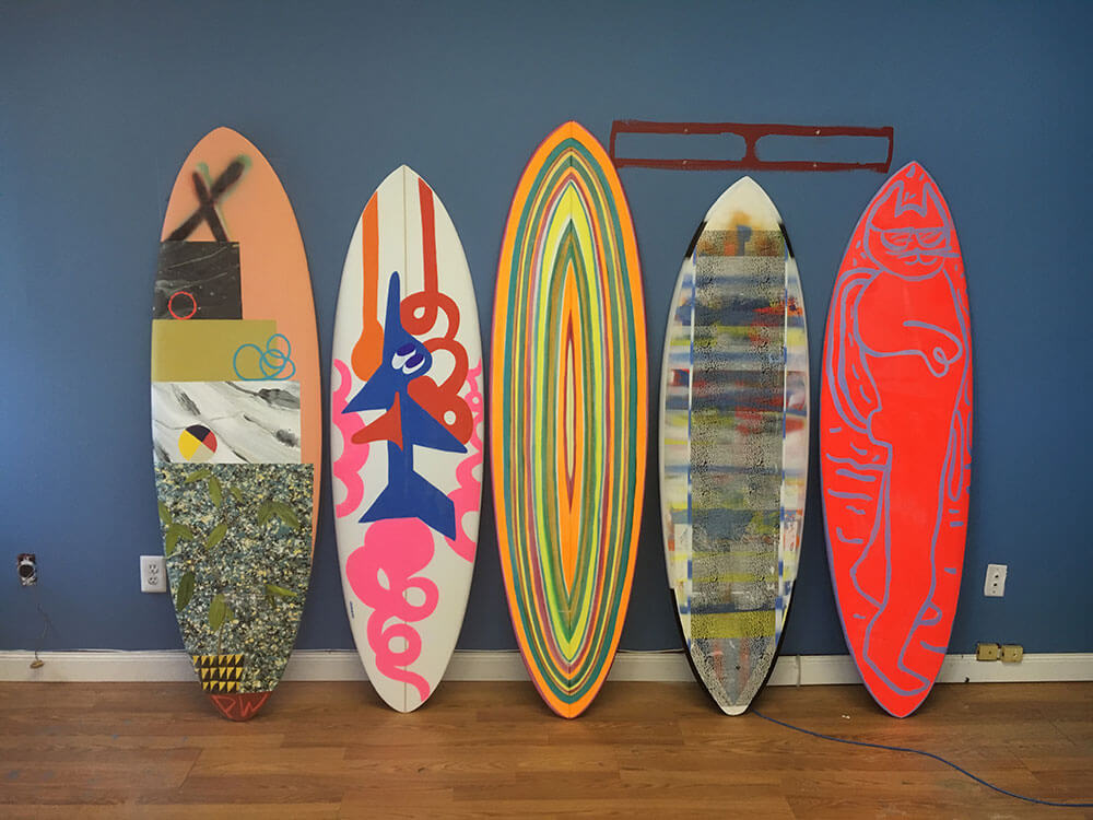 Juxtapoz: Surf Craft