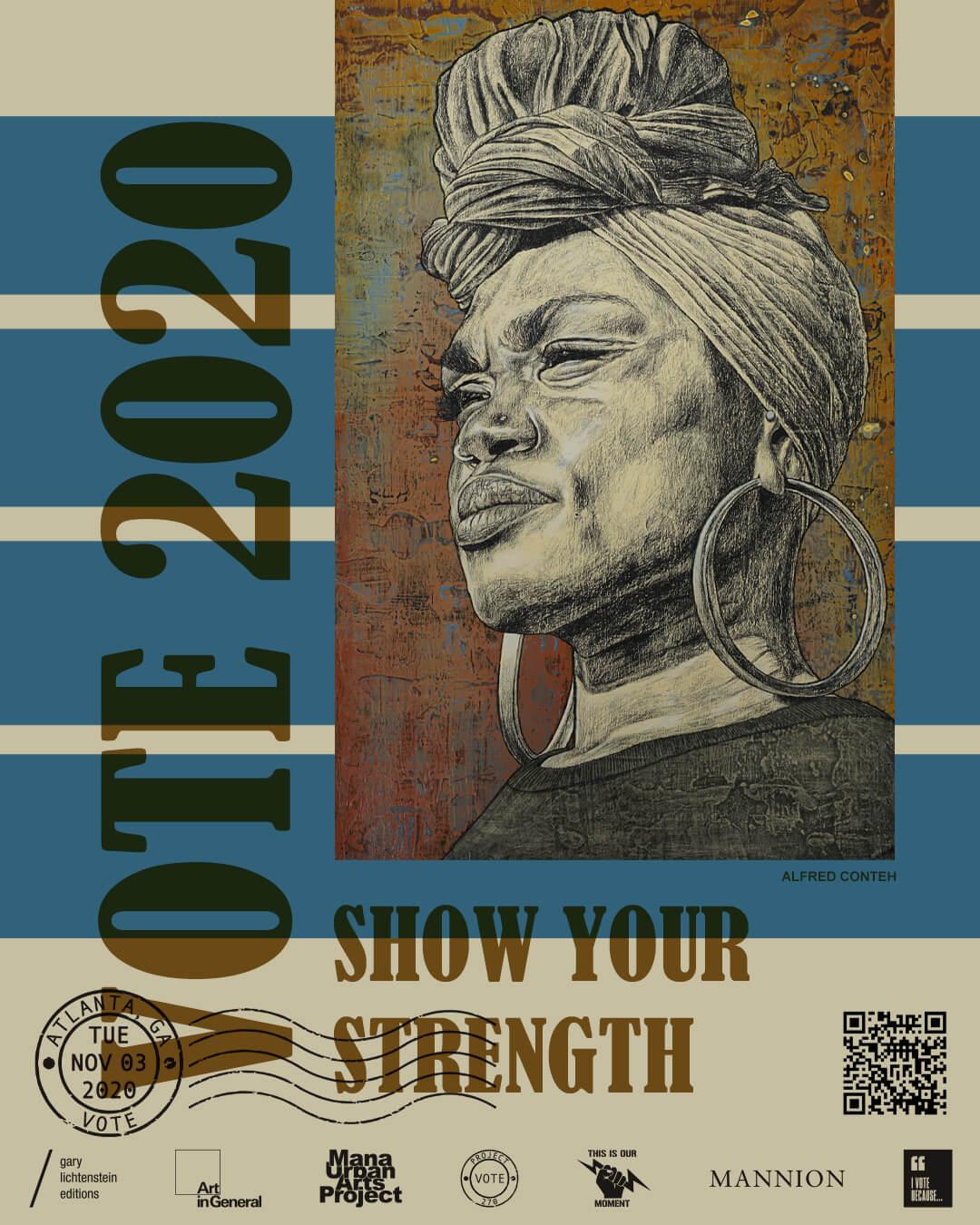Georgia (Atlanta) Poster