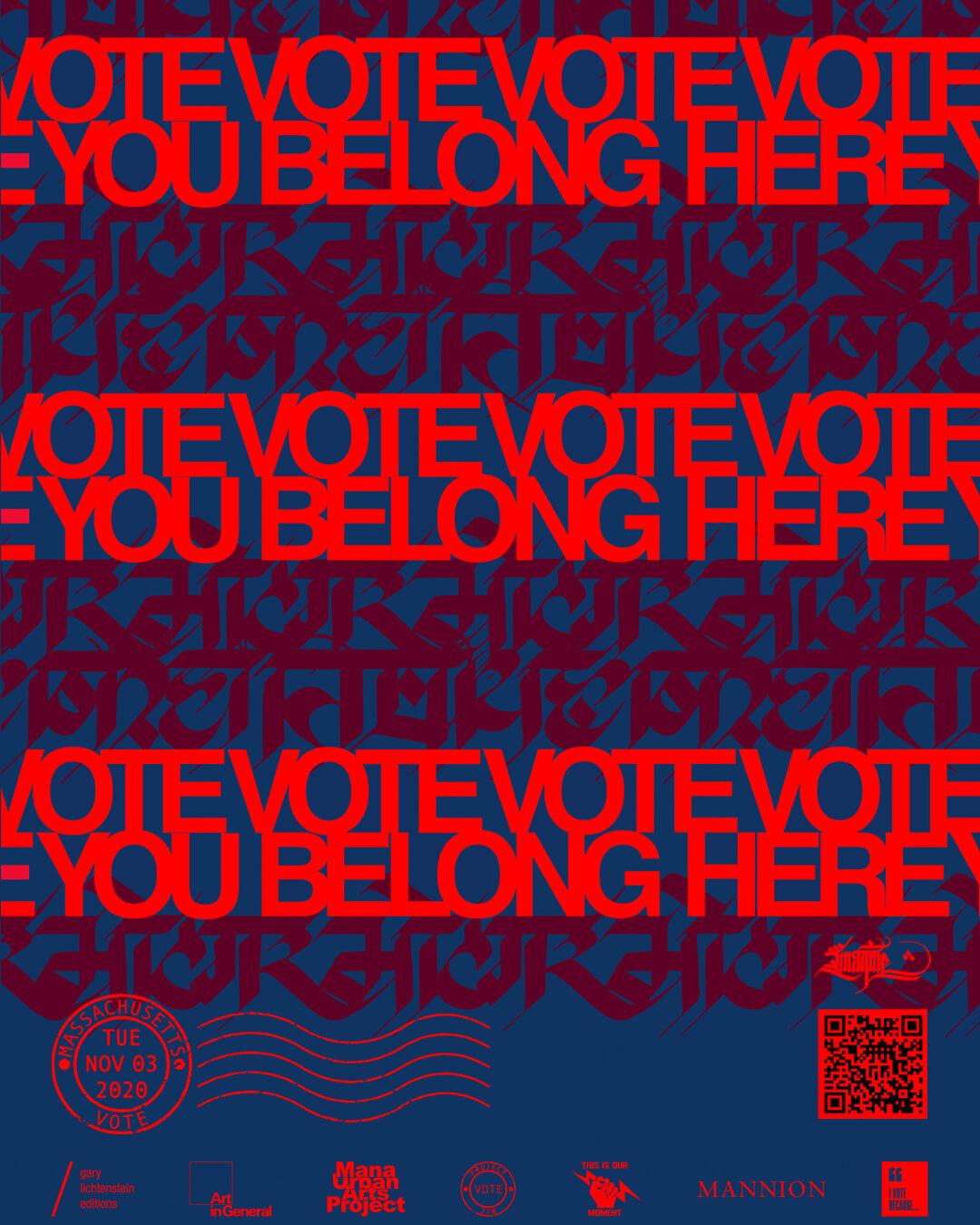 Massachusetts Poster